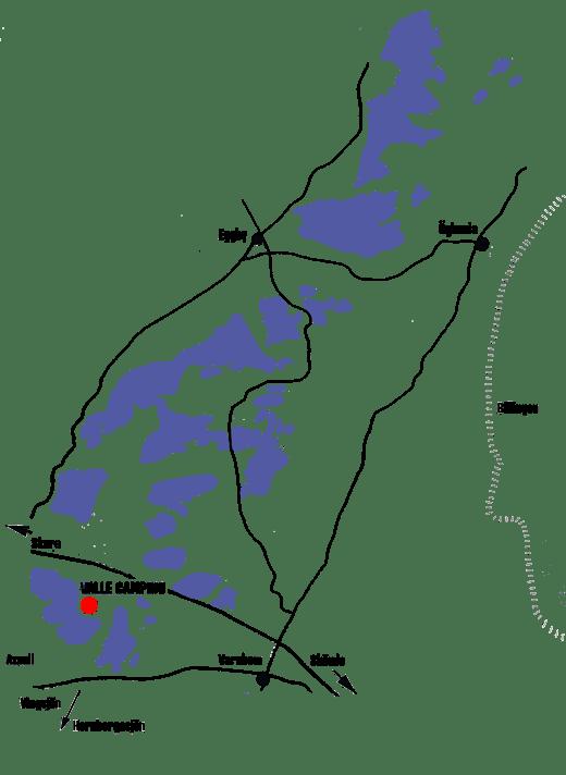 VALLESJÖARNA