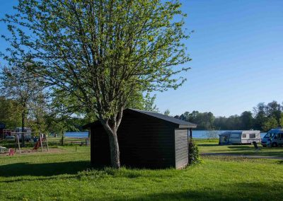 Stuga Campingplats sjö Valle Camping Husgärdessjön